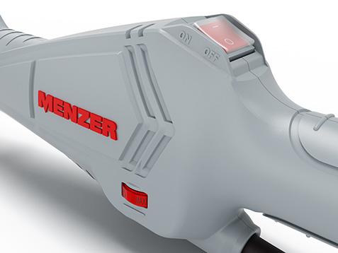 drywall sander menzer lhs 225 pro vario starter set incl abrasives ebay. Black Bedroom Furniture Sets. Home Design Ideas